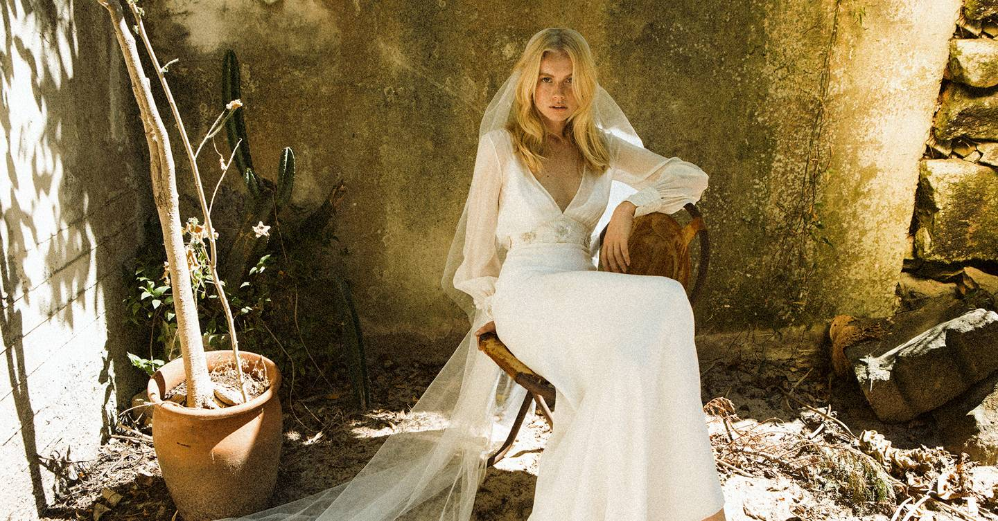 Simple Wedding Dresses - The Vogue Edit