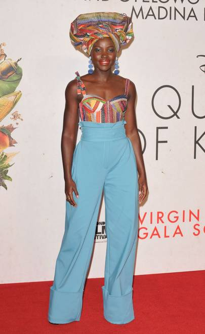 Queen of Katwe screening, London – October 9 2016