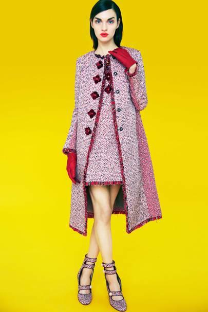 Autumn Winter 2017 Pre Fall British Vogue