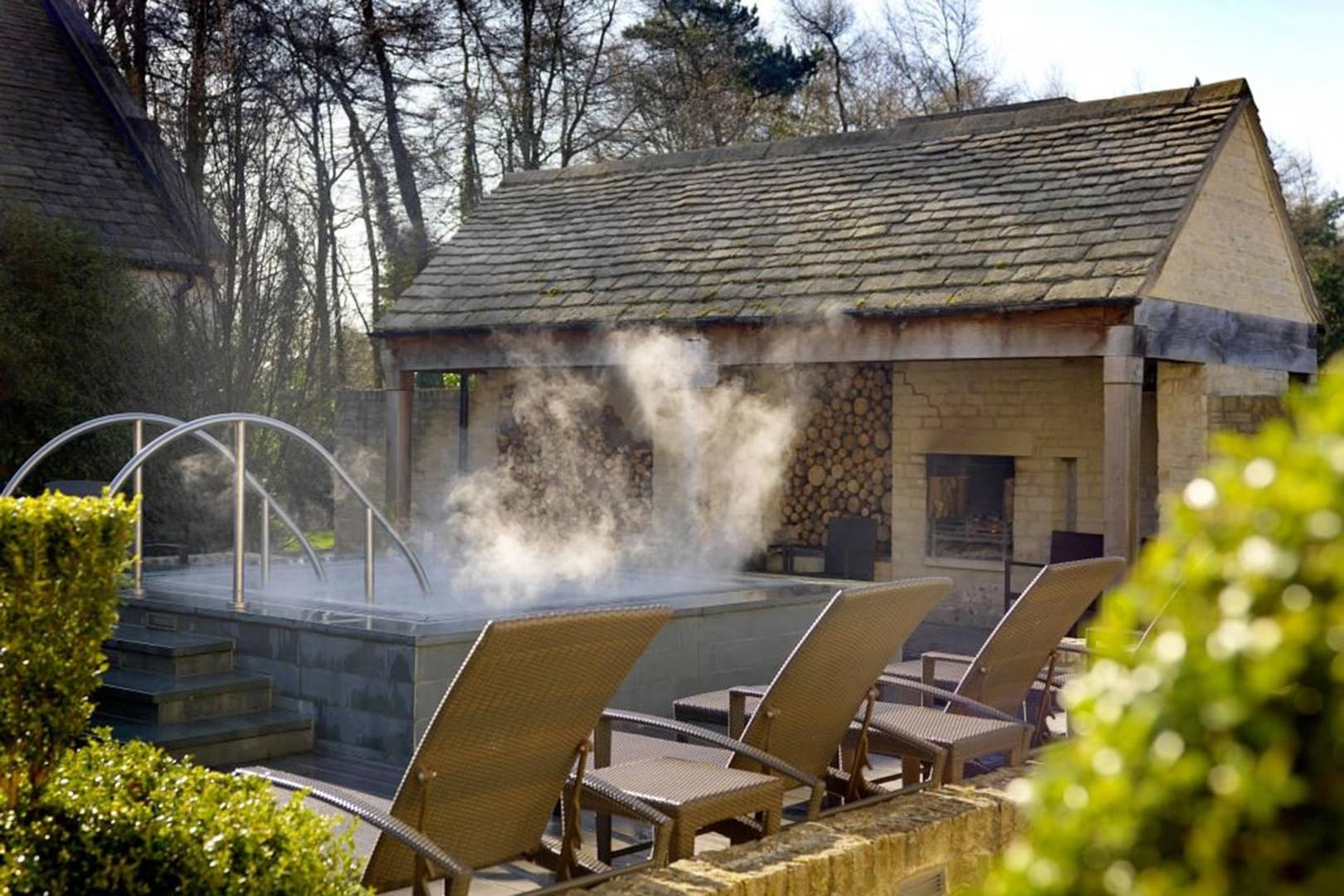 best spa breaks in the uk for 2017 vogue spa guide british vogue