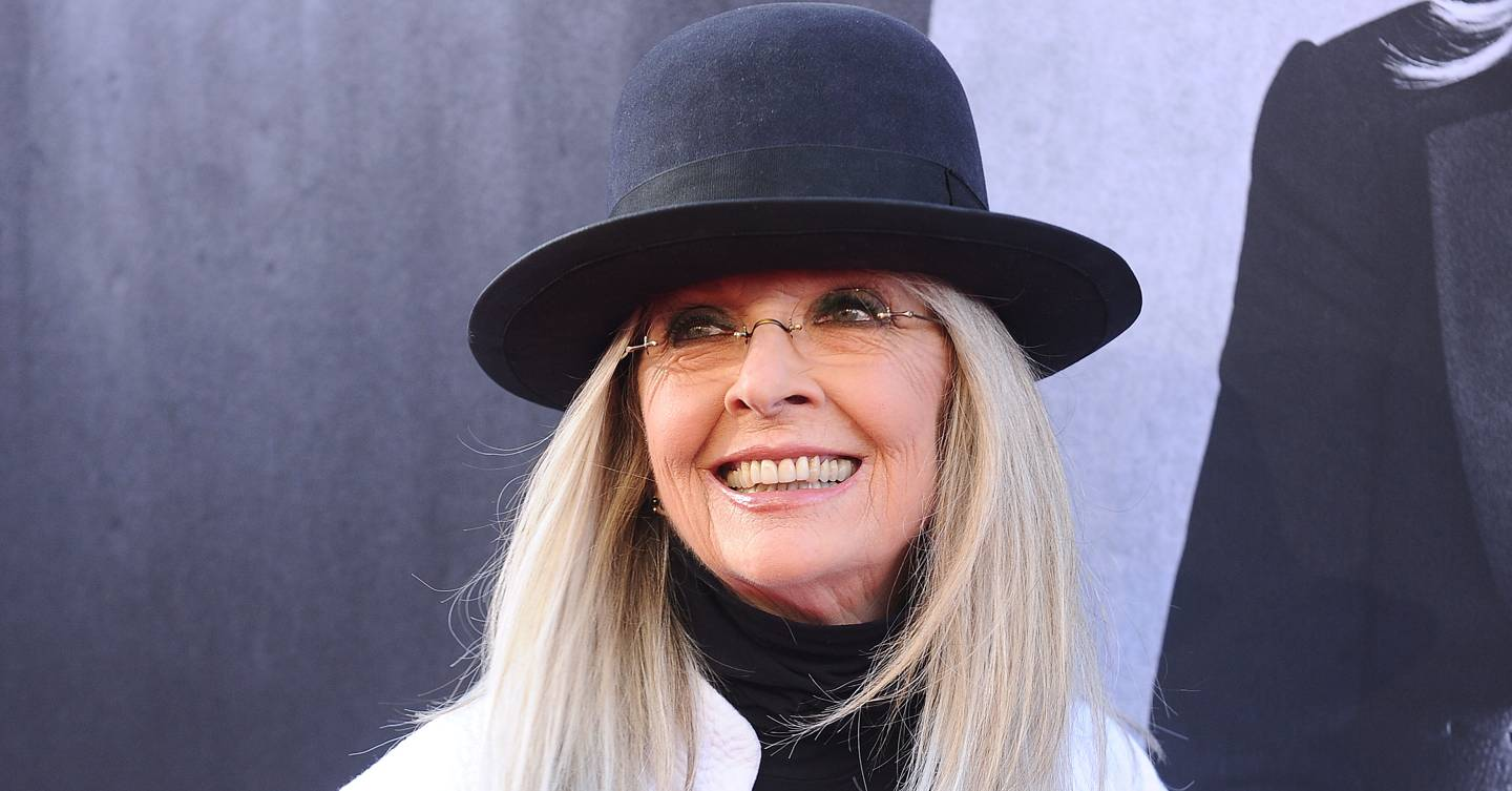 Diane Keaton's #OOTD Posts Are The Breath Of Fresh Air Your Instagram Feed Needs