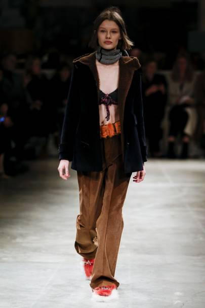 Autumn/Winter 2017 Women / Men Lacoste Marthe 4 Dark Red shoes UK NW59001974