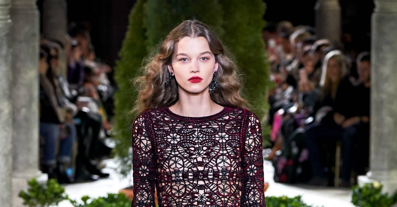1612c1c99 Oscar De La Renta Autumn/Winter 2019 Ready-To-Wear show report | British  Vogue