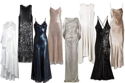Embrace Long, Languid Dresses