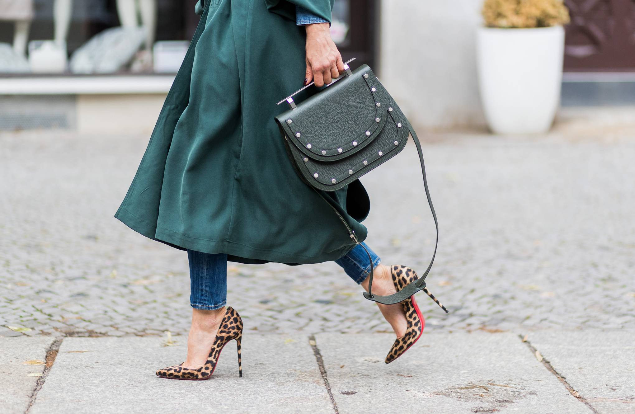 44d8a05c9eb Christian Louboutin Fights Back In Court