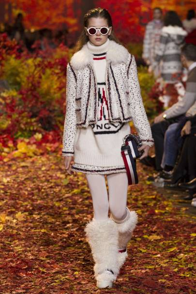 Moncler Gamme Rouge, A/W 2017