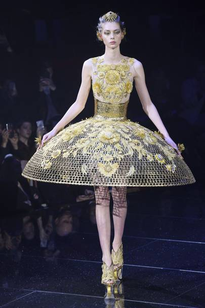 Guo Pei Spring Summer 2018 Couture Show Report British Vogue