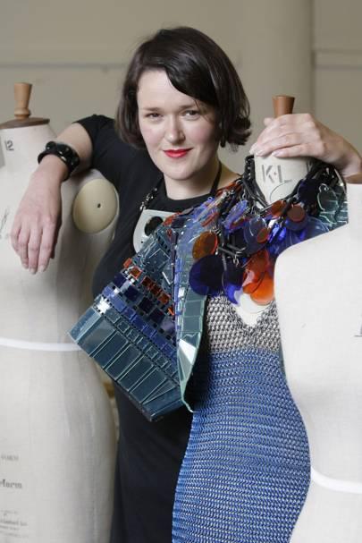 Holly Fulton, designer