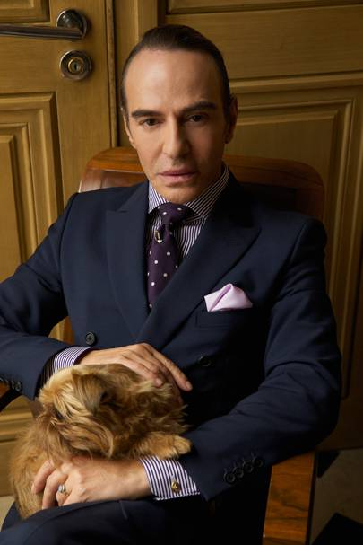 TALK: John Galliano: Master Of Couture