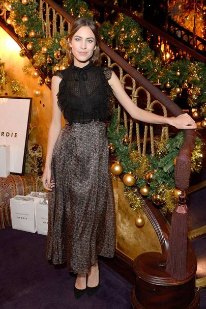 WhoWhatWear UK Launch, London - November 24 2015