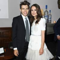 Keira Knightley and James Righton