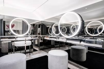 Tom Ford VIP Make-Up Room