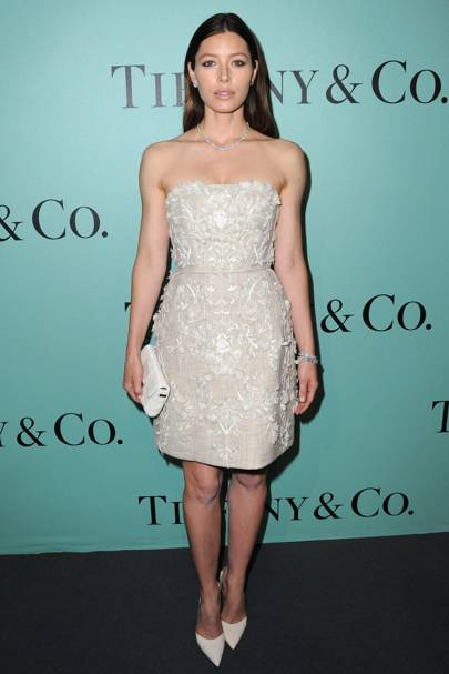 Tiffany & Co. boutique opening, Paris - June 10 2014