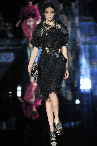 Dolce & Gabbana Spring/Summer 2009