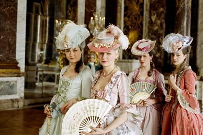 Marie Antoinette, 2006