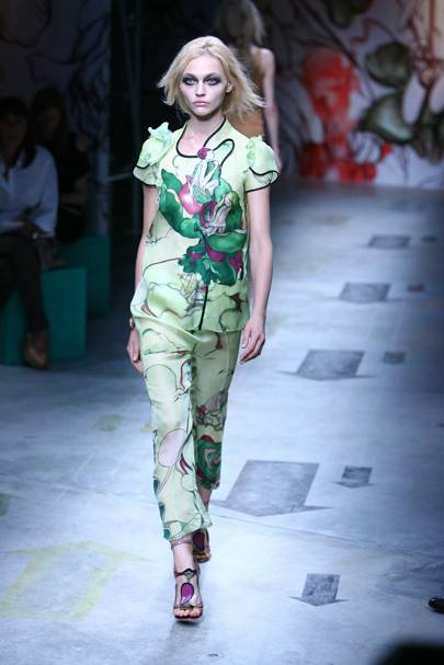 The Fantasy-Print Pyjamas - SS08