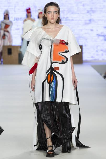 Manchester School Of Art Spring Summer 2017 Ready To Wear Show Report British Vogue