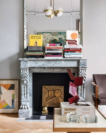 Firstly You Don T Necessarily Need Shelves Some Books Especially Coffee Table Variety Are Meant To Be Displayed Flat Stack Them On Ottomans