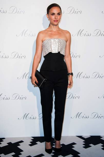 Miss Dior exhibition preview, Paris - November 12 2013
