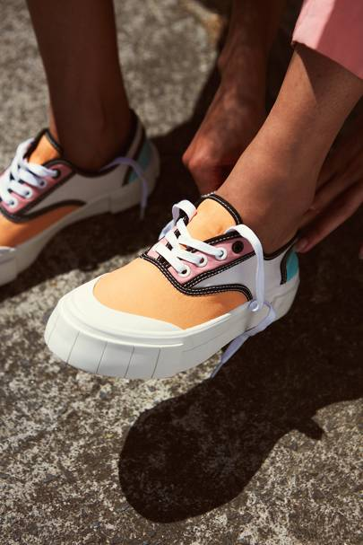 Seeking Sustainable Sneakers? Add Good News Shoes To Your List