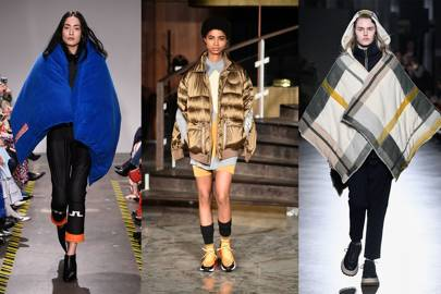 Embrace padded coats in all shapes and sizes