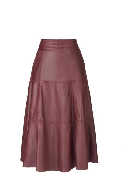 Leather skirt $248