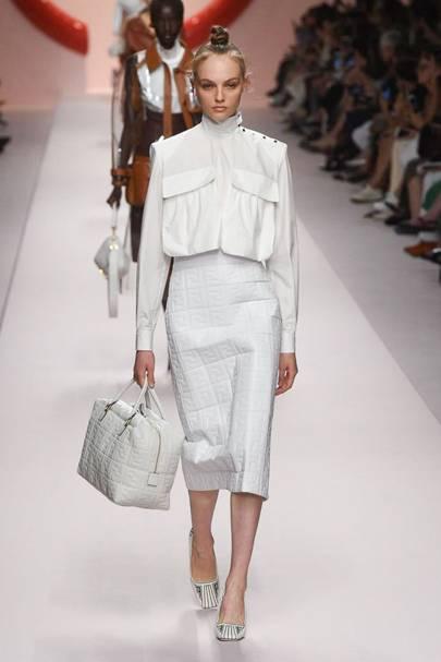 a71a2dd4c Fendi Spring/Summer 2019 Ready-To-Wear show report | British Vogue