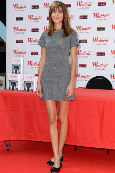 Alexa Chung It Book Signing, London - August 12 2014