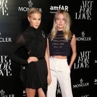 Moncler Art For Love project, in support of amfAR, Manhattan - September 10 2015