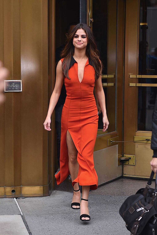 Style File Selena Gomez British Vogue