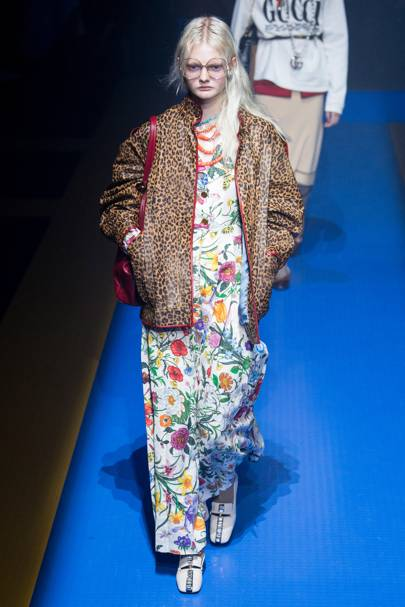6c737c3bca2dc0 Gucci Spring Summer 2018 Ready-To-Wear show report