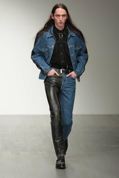 John Lawrence Sullivan Autumn/Winter 2018 Menswear collection