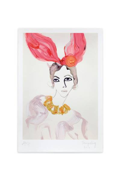 Fashion Illustration Gallery