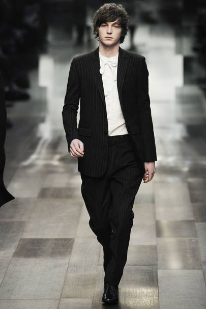 8ead373881a8 Burberry Prorsum Autumn/Winter 2009 Menswear show report | British Vogue