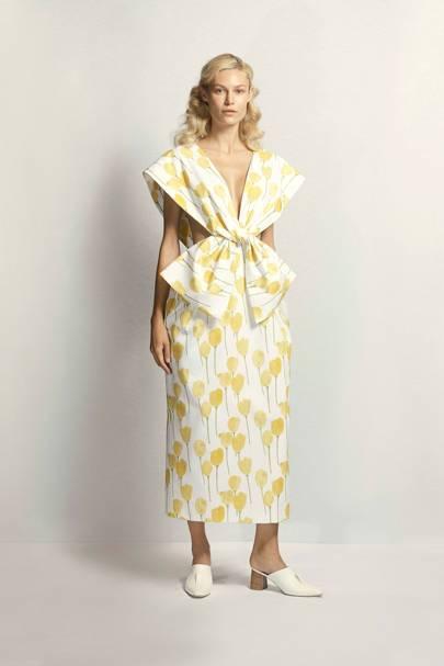 report British show To 2018 Wear SpringSummer Vogue Ready Li Claudia S8w0S