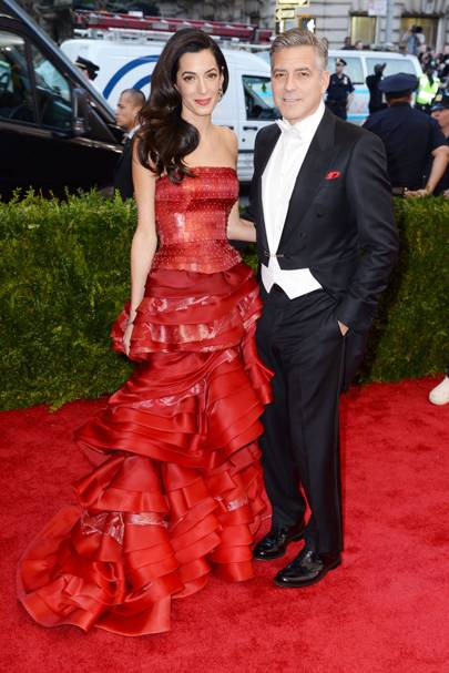 The Metropolitan Museum of Art Met Gala, New York City - May 4 2015
