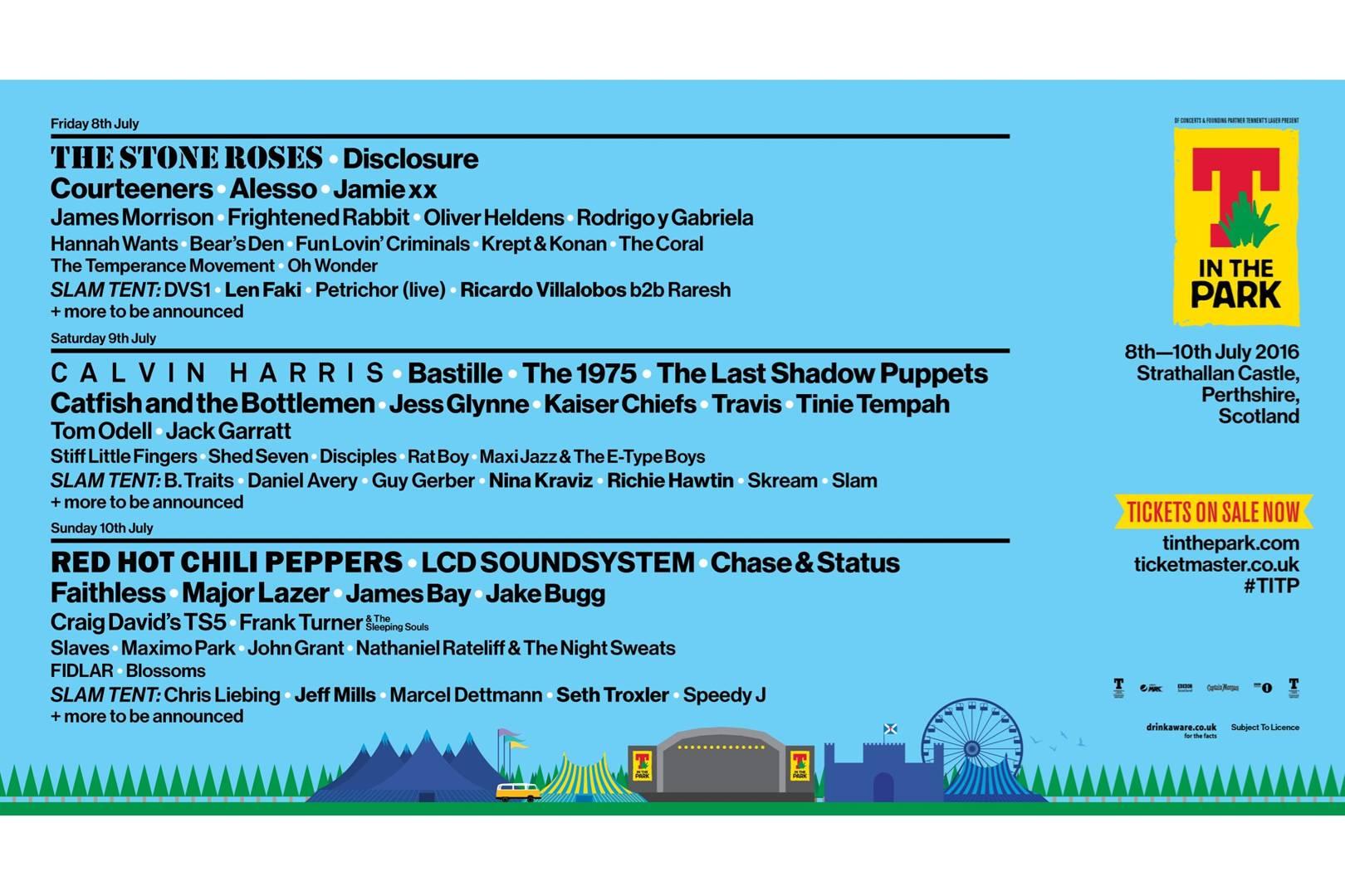 Festival Line Ups 2016 Festival Announcements Line Up Rihanna