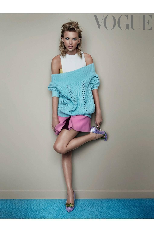 Inside November Issue British Vogue - Taylor Swift Cover | British Vogue