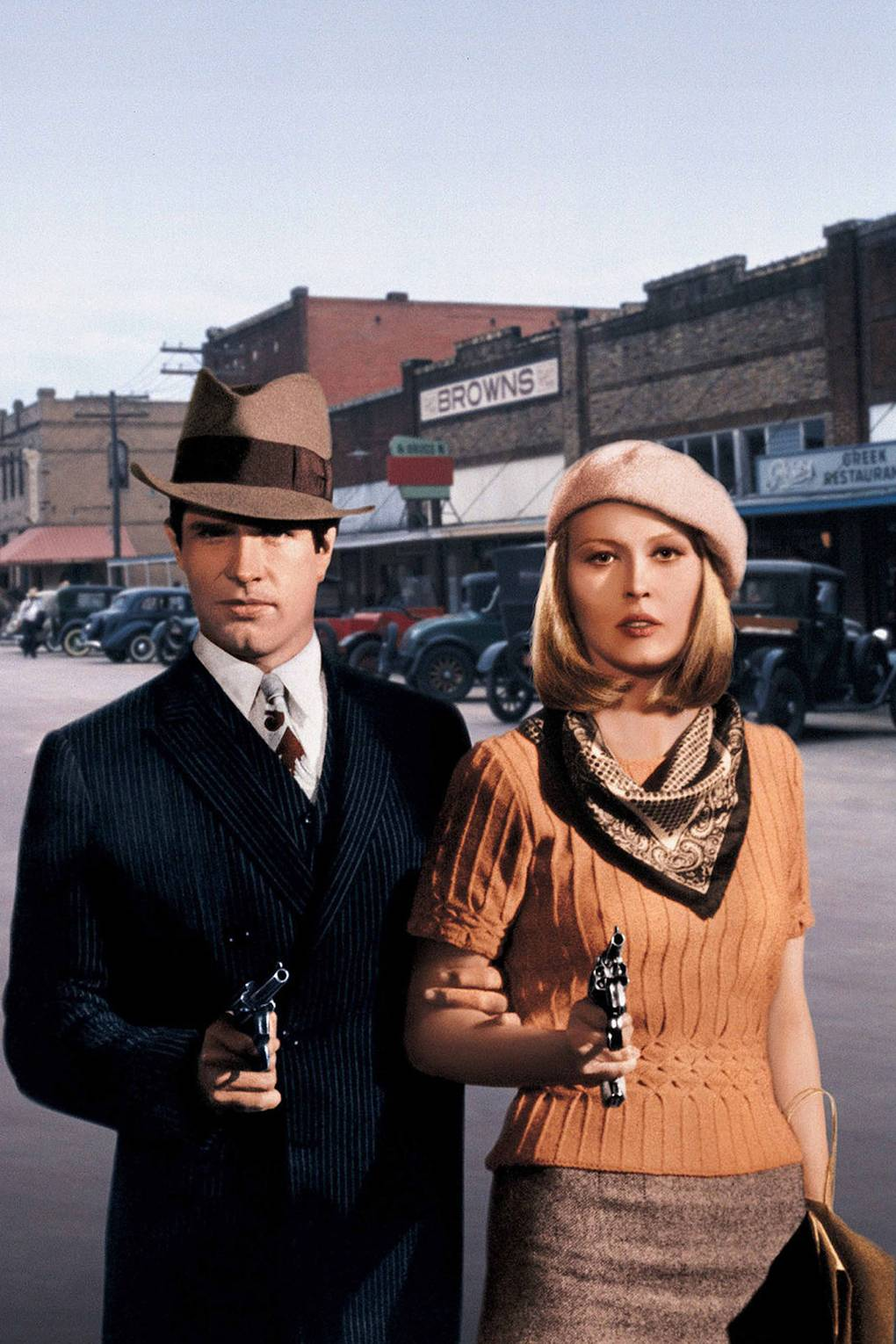 Bonnie And Clyde At 50 The Films Fashion Legacy British Vogue