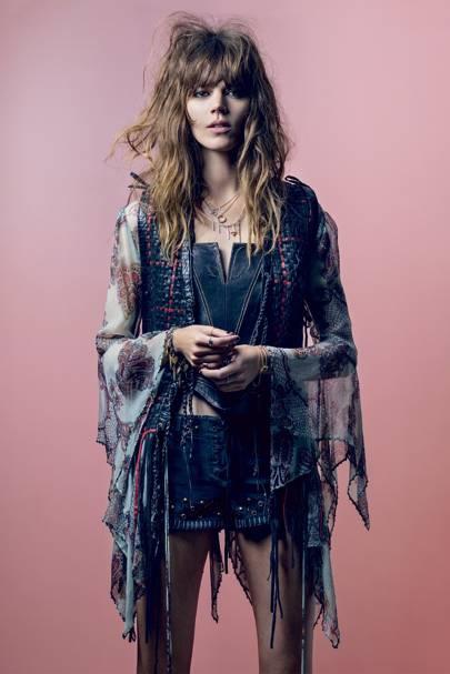 Vogue, May 2014