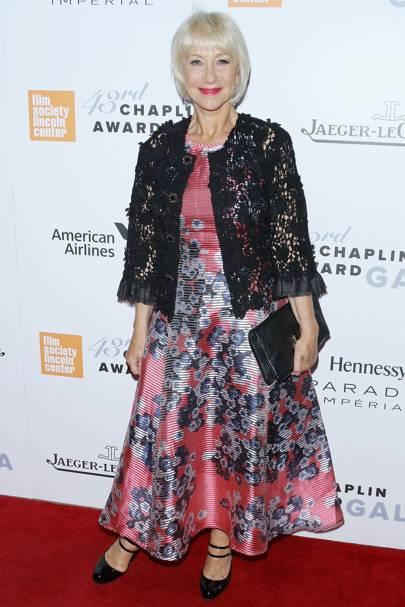 Chaplin Award Gala, New York - April 25 2016