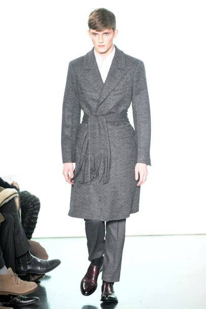 f363e030f0ffc6 Yves Saint Laurent Autumn Winter 2010 Menswear show report   British ...