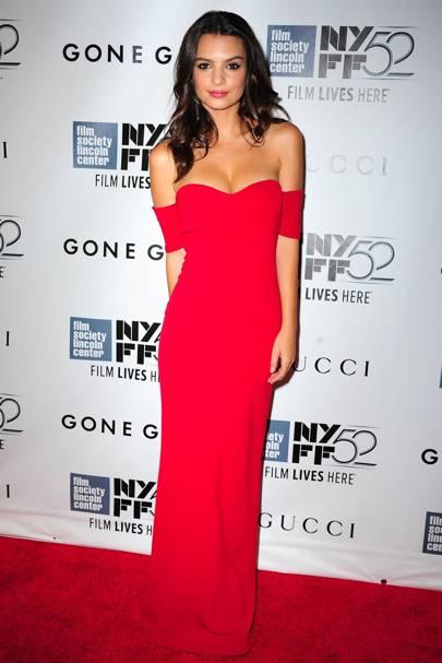 Gone Girl premiere, New York - September 26 2014