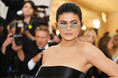 Kylie Jenner's Sunglasses Were Actually Pointless