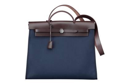 The Hermès Herbag Zip