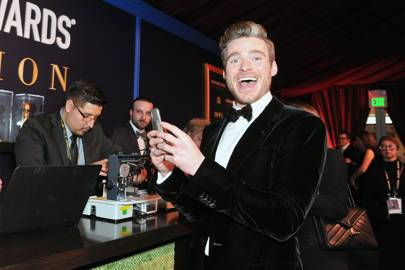 The Hollywood Foreign Press Association After Party