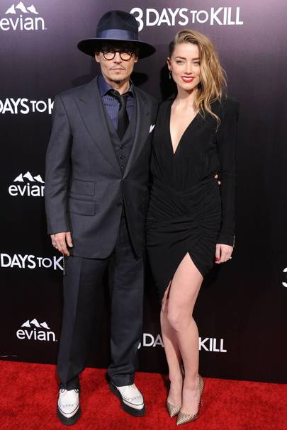 3 Days to Kill premiere, LA - February 12 2014