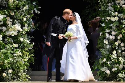 The Duchess of Sussex's wedding gown, 2018
