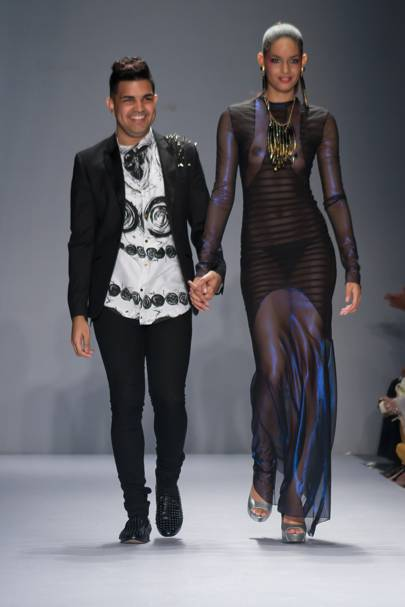 Domininicana Moda: Nelson Tavarez