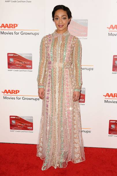 Annual Movies For Grownups Awards, California - February 6 2017